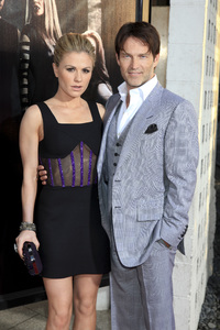 """""""True Blood"""" Premiere Anna Paquin, Stephen Moyer6-21-2011 / Cinerama Dome / Hollywood CA / HBO / Photo by Imeh Akpanudosen - Image 24074_0051"""