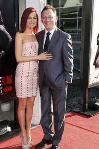 """True Blood"" Premiere Carrie Preston, Michael Emerson6-21-2011 / Cinerama Dome / Hollywood CA / HBO / Photo by Imeh Akpanudosen - Image 24074_0078"