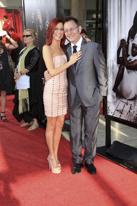 """True Blood"" Premiere Carrie Preston, Michael Emerson6-21-2011 / Cinerama Dome / Hollywood CA / HBO / Photo by Imeh Akpanudosen - Image 24074_0081"