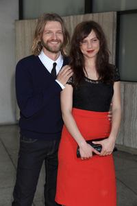 """True Blood"" Premiere Dean Chekvala, Fiona Dourif6-21-2011 / Cinerama Dome / Hollywood CA / HBO / Photo by Imeh Akpanudosen - Image 24074_0082"