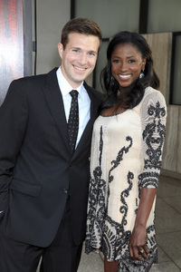 """True Blood"" Premiere Jacob Fishel , Rutina Wesley6-21-2011 / Cinerama Dome / Hollywood CA / HBO / Photo by Imeh Akpanudosen - Image 24074_0141"