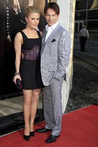 """""""True Blood"""" Premiere Anna Paquin, Stephen Moyer6-21-2011 / Cinerama Dome / Hollywood CA / HBO / Photo by Imeh Akpanudosen - Image 24074_0170"""
