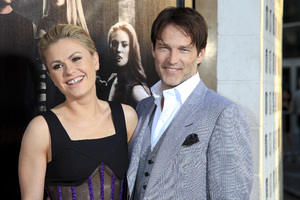 """""""True Blood"""" Premiere Anna Paquin, Stephen Moyer6-21-2011 / Cinerama Dome / Hollywood CA / HBO / Photo by Imeh Akpanudosen - Image 24074_0241"""