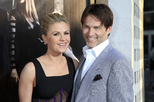 """""""True Blood"""" Premiere Anna Paquin, Stephen Moyer6-21-2011 / Cinerama Dome / Hollywood CA / HBO / Photo by Imeh Akpanudosen - Image 24074_0250"""
