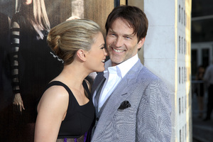 """""""True Blood"""" Premiere Anna Paquin, Stephen Moyer6-21-2011 / Cinerama Dome / Hollywood CA / HBO / Photo by Imeh Akpanudosen - Image 24074_0251"""
