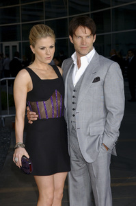 """""""True Blood"""" Premiere Anna Paquin, Stephen Moyer6-21-2011 / Cinerama Dome / Hollywood CA / HBO / Photo by Gary Lewis - Image 24074_0293"""