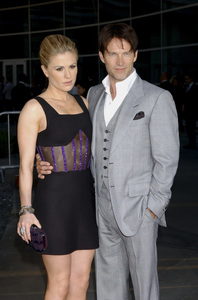 """""""True Blood"""" Premiere Anna Paquin, Stephen Moyer6-21-2011 / Cinerama Dome / Hollywood CA / HBO / Photo by Gary Lewis - Image 24074_0294"""