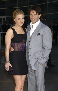 """""""True Blood"""" Premiere Anna Paquin, Stephen Moyer6-21-2011 / Cinerama Dome / Hollywood CA / HBO / Photo by Gary Lewis - Image 24074_0295"""