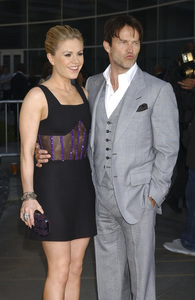 """""""True Blood"""" Premiere Anna Paquin, Stephen Moyer6-21-2011 / Cinerama Dome / Hollywood CA / HBO / Photo by Gary Lewis - Image 24074_0297"""
