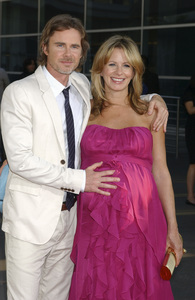 """""""True Blood"""" Premiere Sam Trammell, Missy Yager6-21-2011 / Cinerama Dome / Hollywood CA / HBO / Photo by Gary Lewis - Image 24074_0345"""