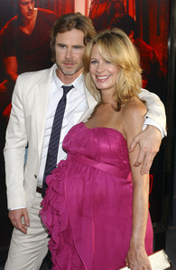 """True Blood"" Premiere Sam Trammell, Missy Yager6-21-2011 / Cinerama Dome / Hollywood CA / HBO / Photo by Gary Lewis - Image 24074_0353"