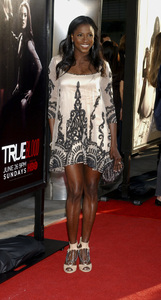 """""""True Blood"""" Premiere Rutina Wesley6-21-2011 / Cinerama Dome / Hollywood CA / HBO / Photo by Gary Lewis - Image 24074_0357"""