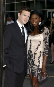 """""""True Blood"""" Premiere Jacob Fishel, Rutina Wesley6-21-2011 / Cinerama Dome / Hollywood CA / HBO / Photo by Gary Lewis - Image 24074_0362"""
