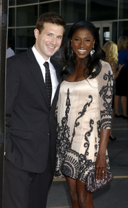 """""""True Blood"""" Premiere Jacob Fishel, Rutina Wesley6-21-2011 / Cinerama Dome / Hollywood CA / HBO / Photo by Gary Lewis - Image 24074_0363"""