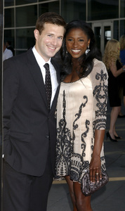 """True Blood"" Premiere Jacob Fishel, Rutina Wesley6-21-2011 / Cinerama Dome / Hollywood CA / HBO / Photo by Gary Lewis - Image 24074_0364"
