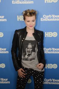 """Curb Your Enthusiasm"" PremiereEvan Rachel Wood7-6-2011 / Time Warner Screening Room / New York NY / HBO / Photo by Eric Reichbaum - Image 24075_0074"