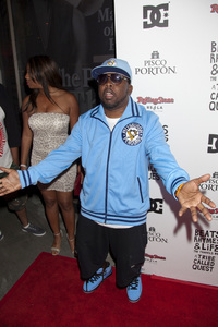 """""""Beats, Rhymes and Life: The Travels of A Tribe Called Quest"""" Premiere After Party Phife Dawg 6-24-2011 / Rolling Stone Restaurant and Lounge / Hollywood CA / Song Pictures Classics / Photo by Imeh Akpanudosen - Image 24078_0004"""