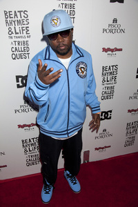 """""""Beats, Rhymes and Life: The Travels of A Tribe Called Quest"""" Premiere After Party Phife Dawg 6-24-2011 / Rolling Stone Restaurant and Lounge / Hollywood CA / Song Pictures Classics / Photo by Imeh Akpanudosen - Image 24078_0013"""