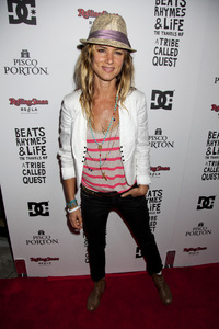 """""""Beats, Rhymes and Life: The Travels of A Tribe Called Quest"""" Premiere After Party Juliette Lewis 6-24-2011 / Rolling Stone Restaurant and Lounge / Hollywood CA / Song Pictures Classics / Photo by Imeh Akpanudosen - Image 24078_0027"""