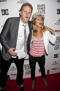 """""""Beats, Rhymes and Life: The Travels of A Tribe Called Quest"""" Premiere After Party Michael Rapaport, Juliette Lewis 6-24-2011 / Rolling Stone Restaurant and Lounge / Hollywood CA / Song Pictures Classics / Photo by Imeh Akpanudosen - Image 24078_0029"""