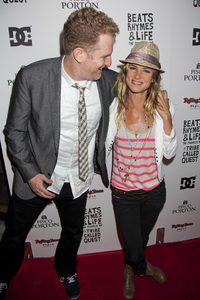 """Beats, Rhymes and Life: The Travels of A Tribe Called Quest"" Premiere After Party Michael Rapaport, Juliette Lewis 6-24-2011 / Rolling Stone Restaurant and Lounge / Hollywood CA / Song Pictures Classics / Photo by Imeh Akpanudosen - Image 24078_0030"