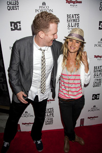 """Beats, Rhymes and Life: The Travels of A Tribe Called Quest"" Premiere After Party Michael Rapaport, Juliette Lewis 6-24-2011 / Rolling Stone Restaurant and Lounge / Hollywood CA / Song Pictures Classics / Photo by Imeh Akpanudosen - Image 24078_0031"