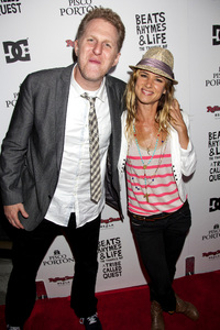 """Beats, Rhymes and Life: The Travels of A Tribe Called Quest"" Premiere After Party Michael Rapaport, Juliette Lewis 6-24-2011 / Rolling Stone Restaurant and Lounge / Hollywood CA / Song Pictures Classics / Photo by Imeh Akpanudosen - Image 24078_0032"