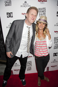 """Beats, Rhymes and Life: The Travels of A Tribe Called Quest"" Premiere After Party Michael Rapaport, Juliette Lewis 6-24-2011 / Rolling Stone Restaurant and Lounge / Hollywood CA / Song Pictures Classics / Photo by Imeh Akpanudosen - Image 24078_0033"