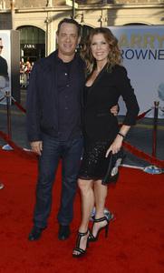 """Larry Crowne"" Premiere Tom Hanks, Rita Wilson 6-27-2011 / Grauman"