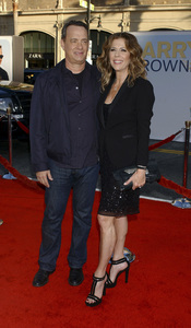 """Larry Crowne"" Premiere Tom Hanks, Rita Wilson 6-27-2011 / Grauman"