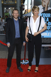 """Horrible Bosses"" PremiereJenna Elfman, Bodhi Elfman6-30-2011 / Grauman"