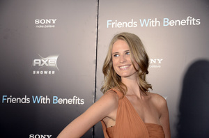 """Friends with Benefits"" Premiere Julie Henderson7-18-2011 / Ziegfeld Theater / New York NY / Screen Gems / Photo by Eric Reichbaum - Image 24082_0019"