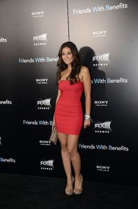 """""""Friends with Benefits"""" Premiere Emmanuelle Chriqui7-18-2011 / Ziegfeld Theater / New York NY / Screen Gems / Photo by Eric Reichbaum - Image 24082_0103"""
