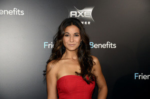 """""""Friends with Benefits"""" Premiere Emmanuelle Chriqui7-18-2011 / Ziegfeld Theater / New York NY / Screen Gems / Photo by Eric Reichbaum - Image 24082_0109"""