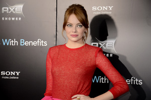 """Friends with Benefits"" Premiere Emma Stone7-18-2011 / Ziegfeld Theater / New York NY / Screen Gems / Photo by Eric Reichbaum - Image 24082_0187"