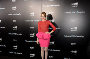 """Friends with Benefits"" Premiere Emma Stone7-18-2011 / Ziegfeld Theater / New York NY / Screen Gems / Photo by Eric Reichbaum - Image 24082_0188"