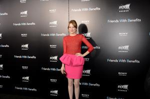 """Friends with Benefits"" Premiere Emma Stone7-18-2011 / Ziegfeld Theater / New York NY / Screen Gems / Photo by Eric Reichbaum - Image 24082_0188"