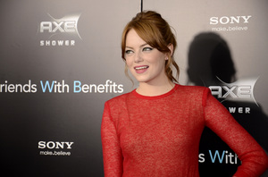 """Friends with Benefits"" Premiere Emma Stone7-18-2011 / Ziegfeld Theater / New York NY / Screen Gems / Photo by Eric Reichbaum - Image 24082_0189"