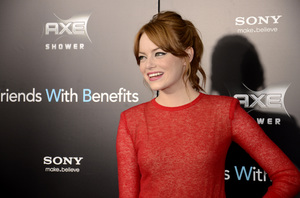"""Friends with Benefits"" Premiere Emma Stone7-18-2011 / Ziegfeld Theater / New York NY / Screen Gems / Photo by Eric Reichbaum - Image 24082_0190"
