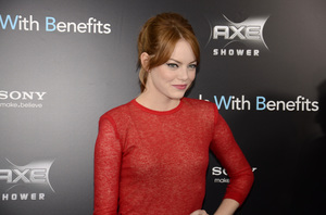 """Friends with Benefits"" Premiere Emma Stone7-18-2011 / Ziegfeld Theater / New York NY / Screen Gems / Photo by Eric Reichbaum - Image 24082_0192"