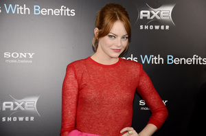 """Friends with Benefits"" Premiere Emma Stone7-18-2011 / Ziegfeld Theater / New York NY / Screen Gems / Photo by Eric Reichbaum - Image 24082_01931"