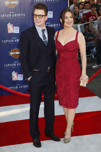 """""""Captain America: The First Avenger"""" Premiere Hayley Atwell7-19-2011 / El Capitan Theater / Hollywood CA / Paramount Pictures / Photo by Imeh Akpanudosen - Image 24083_0026"""
