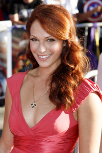 """Captain America: The First Avenger"" Premiere  Amanda Righetti7-19-2011 / El Capitan Theater / Hollywood CA / Paramount Pictures / Photo by Imeh Akpanudosen - Image 24083_0061"