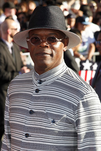 """Captain America: The First Avenger"" Premiere Samuel L. Jackson7-19-2011 / El Capitan Theater / Hollywood CA / Paramount Pictures / Photo by Imeh Akpanudosen - Image 24083_0065"