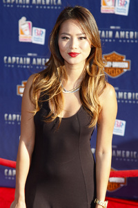 """""""Captain America: The First Avenger"""" Premiere Jamie Chung7-19-2011 / El Capitan Theater / Hollywood CA / Paramount Pictures / Photo by Imeh Akpanudosen - Image 24083_0068"""