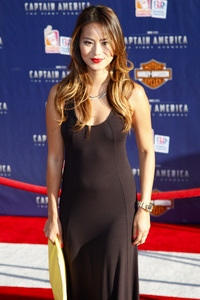 """""""Captain America: The First Avenger"""" Premiere Jamie Chung7-19-2011 / El Capitan Theater / Hollywood CA / Paramount Pictures / Photo by Imeh Akpanudosen - Image 24083_0070"""