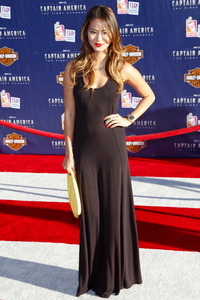 """""""Captain America: The First Avenger"""" Premiere Jamie Chung7-19-2011 / El Capitan Theater / Hollywood CA / Paramount Pictures / Photo by Imeh Akpanudosen - Image 24083_0072"""