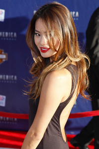 """""""Captain America: The First Avenger"""" Premiere Jamie Chung7-19-2011 / El Capitan Theater / Hollywood CA / Paramount Pictures / Photo by Imeh Akpanudosen - Image 24083_0073"""