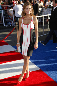 """""""Captain America: The First Avenger"""" Premiere Maria Menounos7-19-2011 / El Capitan Theater / Hollywood CA / Paramount Pictures / Photo by Imeh Akpanudosen - Image 24083_0076"""