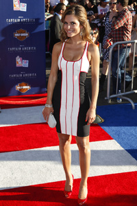 """""""Captain America: The First Avenger"""" Premiere Maria Menounos7-19-2011 / El Capitan Theater / Hollywood CA / Paramount Pictures / Photo by Imeh Akpanudosen - Image 24083_0077"""